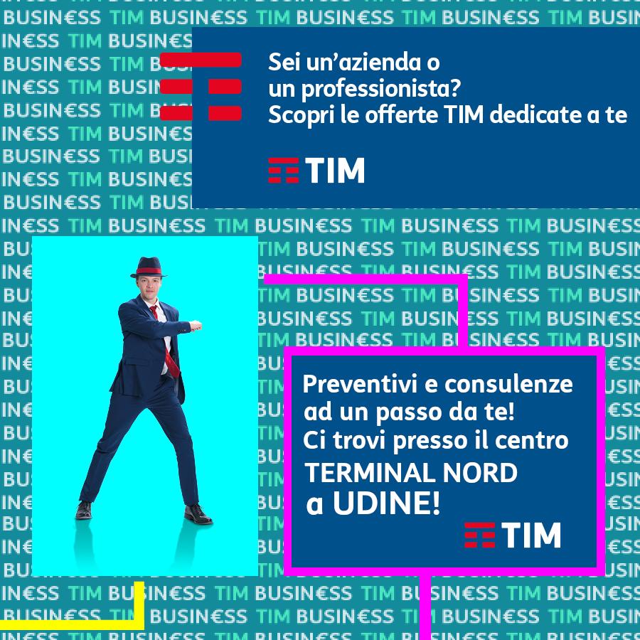 Negozio Tim Udine DATA CELL DATA CELL, offerte di telefonia mobile e riparazione dei guasti