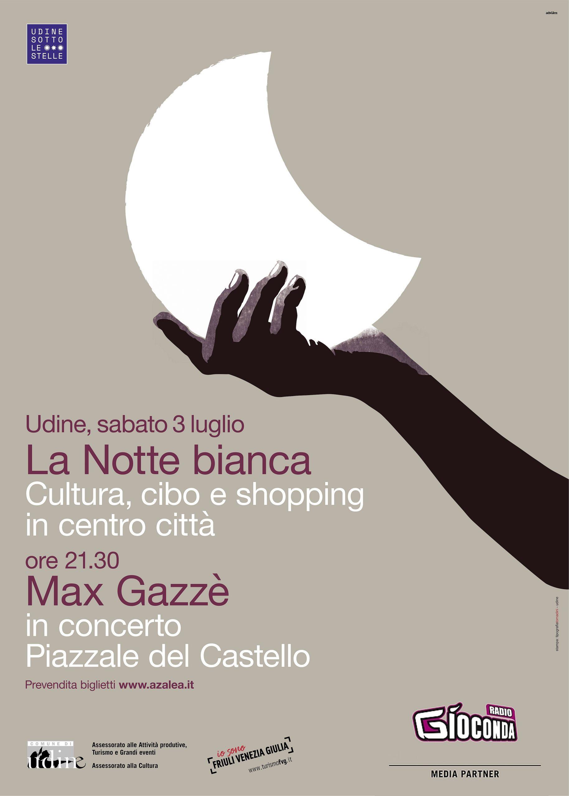 Notte Bianca Udine 2021